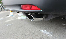 2.0L 1pcs Tail End Pipe Exhaust Muffler Tip For Honda CRV 2012 2013 2014 2015
