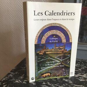 Il Goff Lefort I Calendari Loro Picchetto All'Interno Di Spazio E Temps Somogy