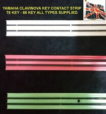 Yamaha Clavinova 88 Key Contact Rubber CLP CVP VC799200 VS549800 Key Switch UK