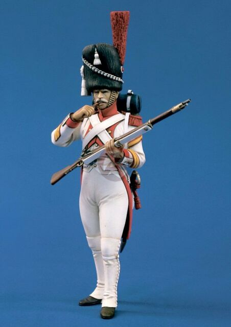 Verlinden 120mm 1/16 Dutch Grenadier of the Imperial Guard (Napoleonic era) 942