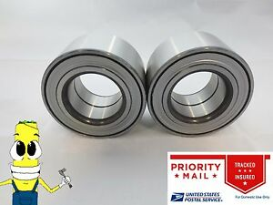 Front Wheel Bearing fits 2008 Kia Rondo for Left /& Right Side Set of 2