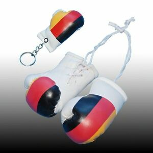 PROLAST® USA FLAG BOXING GLOVE KEY RING MADE IN USA