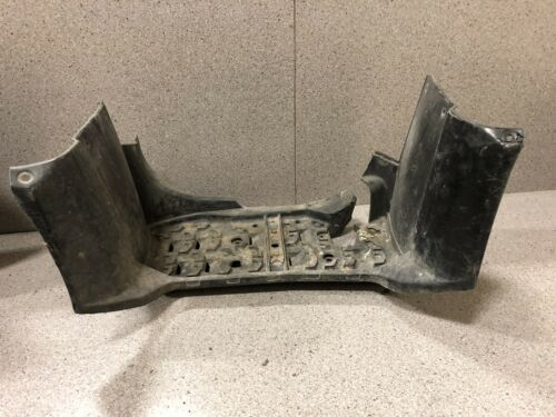2002-2008 Yamaha Grizzly 660 Right Side Foot Well Footwell Mud Guard 1318