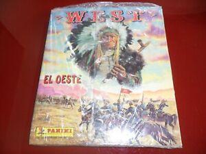 West-Ed-Panini-Vuoto-Nuovo-sigillato-con-Forte-1992-EMPTY-Sealed-Sigillato