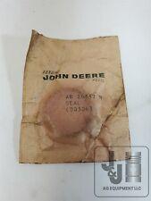 Genuine John Deere 5010 Tractor Steering Cylinder Seal Ar26447r R72858 R32731