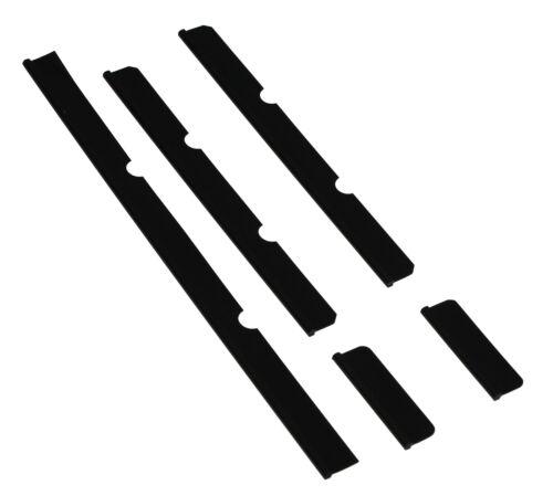 Rowenta rs-rh5424 Brosses de caoutchouc pour rh8841 rh8851 rh8857 rh8865 rh8870 rh8871