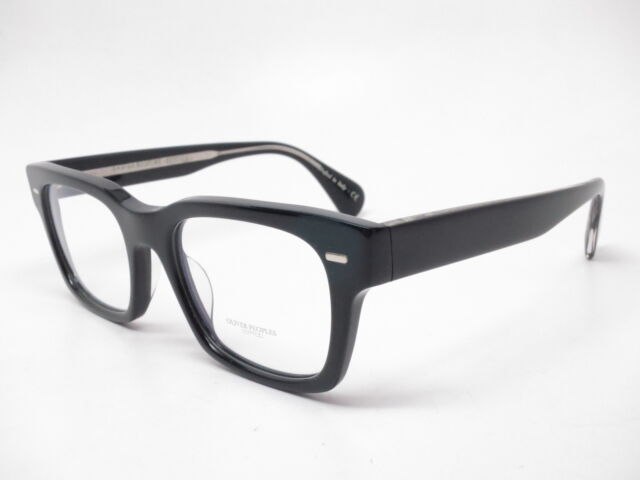 7aef8c6e27f Oliver Peoples OV 5332u Ryce 1492 Black Eyeglasses 51mm for sale ...