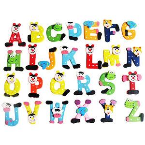 Holzbuchstaben tier buchstaben a z namen t rschild 45 mm deko kinderzimmer ebay - Namen buchstaben kinderzimmer ...