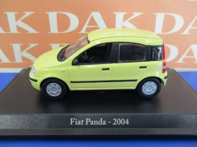 Die cast 1/43 Modellino Auto Fiat Nuova Panda 2004