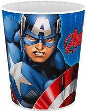 GIM71 Marvel The Avengers Kinder Papierkorb Mülleimer Abfalleimer