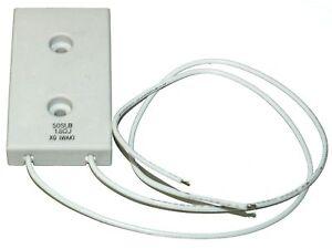 Details about 50SLB 1 8 ohm Iwaki Resistor RES-1 8-OHM-50W-80-45-15  ***NEW***[PZL]