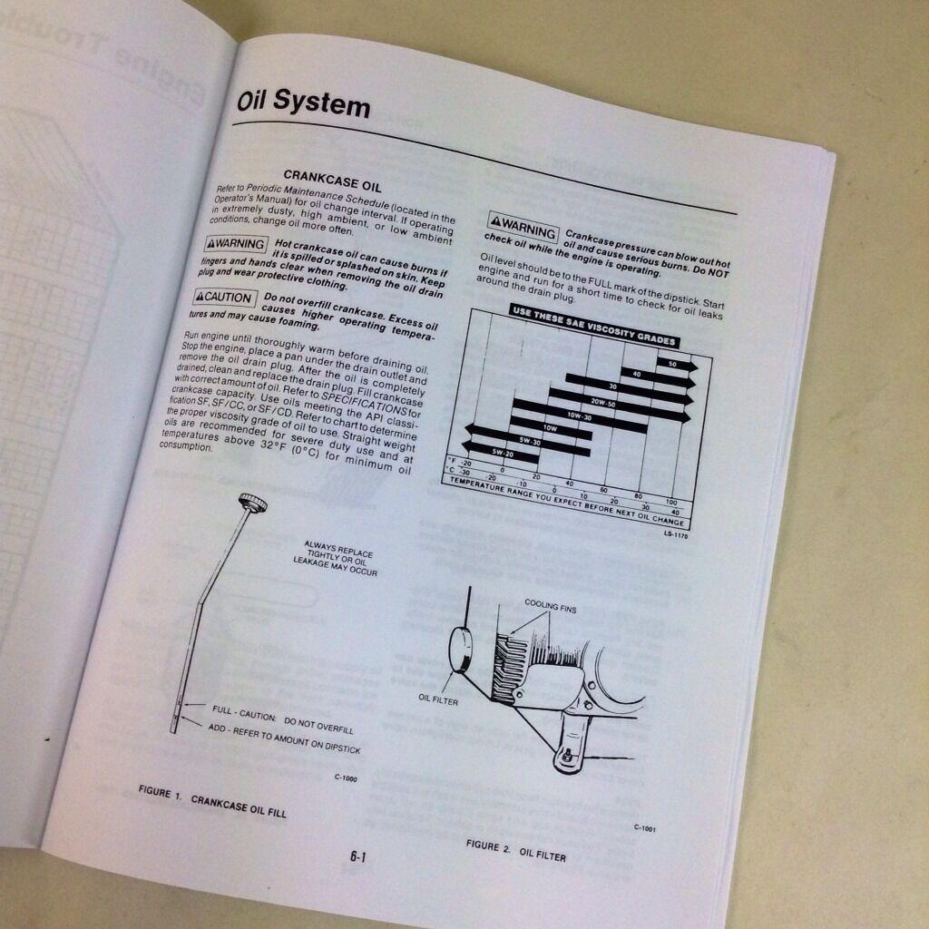 Onan Engine 16 18 20 24 Hp Service Repair Overhaul Manual Ebay P216 Wiring Diagram