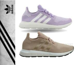 Détails sur Nouveau Adidas Originals Femme Swift Run Primeknit Baskets UK 4.5 8.5 Chaussures afficher le titre d'origine