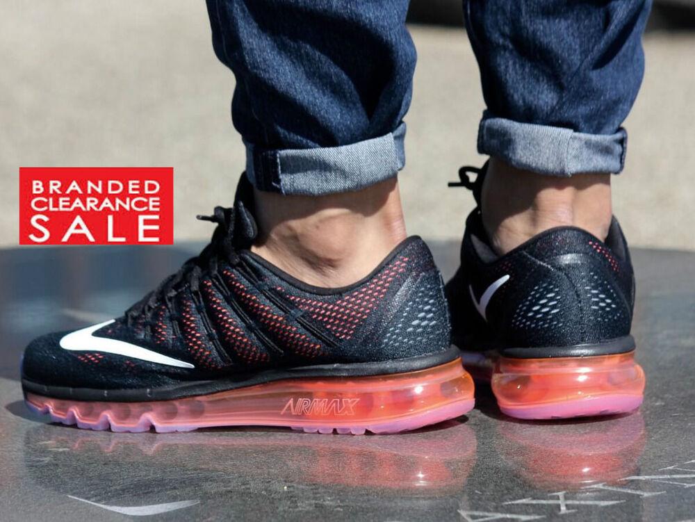 Entièrement neuf dans sa boîte NOUVEAU Hommes NIKE Air Max Noir Pourpre Taille 5 6 10 11  Chaussures de sport pour hommes et femmes