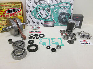 Details about SUZUKI RM 125 WRENCH RABBIT ENGINE REBUILD KIT 2004-2007