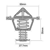 TRIDON-Std-Thermostat-For-Daihatsu-Charade-G100-06-87-10-88-1-0L-CB61T-TT533