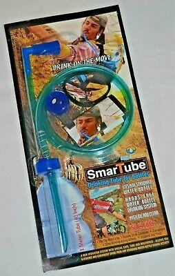 Smartube bluedesert Système d/'hydratation pour Boissons Bouteilles Coude Morsure Valve