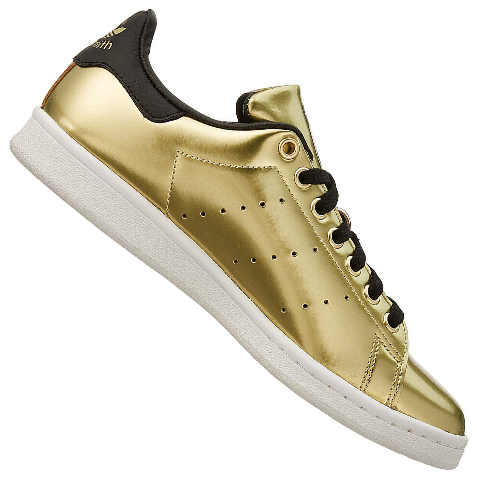 Adidas Originals Stan Smith Women's Sneaker Trainers Bz0405 gold Special Edition
