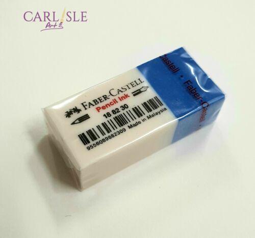 Faber Castell PVC Free Eraser For Ink /& Pencil