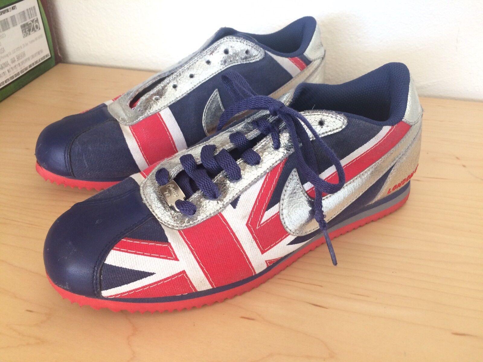 nike cortez '72 id britischen flagge london 07 id '72 8,5 76ec87