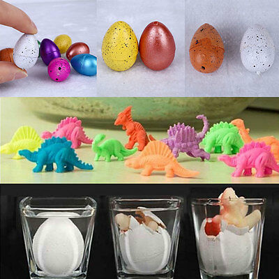 Magic Hatching Growing Dinosaur Add Water Grow Dino Egg Cute Toys Gift