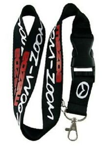 Uk Seller **new** Mazda Lanyard New Keyrings & Keyfobs