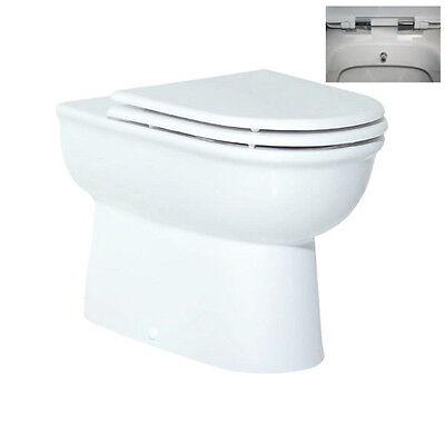 Wondrous Celino Back To Wall All In One Combined Bidet Toilet With Soft Close Seat Ebay Creativecarmelina Interior Chair Design Creativecarmelinacom