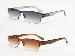 1X New Fashion Spring Hinge Temple Eyelasses Frame Reading Glasses Shades Reader