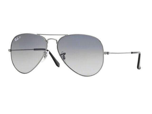 0416e1cd8ff sunglasses Ray Ban sunglass RB3025 AVIATOR LARGE METAL 004 78 Polarized