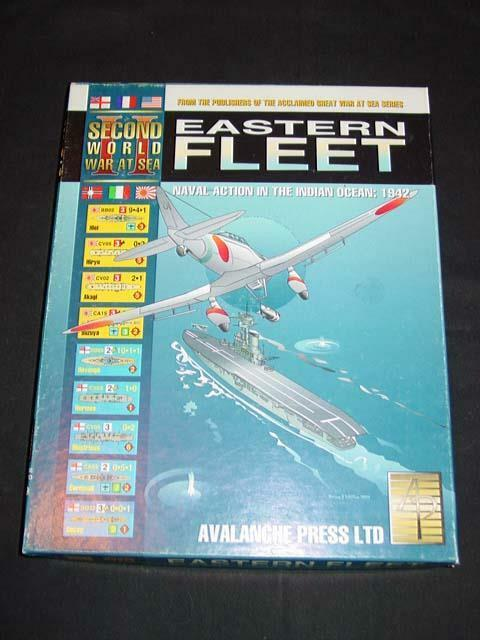 Lawine presse 2001 - ost - flotte spiel - aktion im indischen ozean 1942