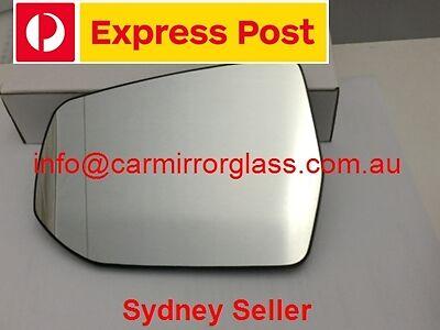 LEFT PASSENGER SIDE MIRROR GLASS FOR HOLDEN MALIBU 2013 onward