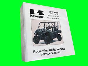 2012 Kawasaki Teryx4 750 Wiring Diagram - Somurich.com on