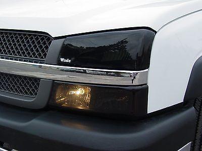 "2003 - 2007 Chevrolet Silverado (4-piece) ""Classic""  Head light Covers"