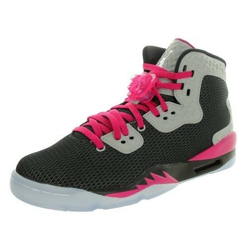 NIKE JORDAN SPIKE FORTY GG Womens 7 (5.5Y) (5.5Y) (5.5Y) Black 811121 009 NEW 1b03fc