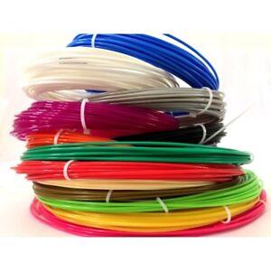 3d Printer Filament 20pcs 1kg/2.2lb 1.75mm Pla 3d Printer Filament Supplies Pen 3d Printer Consumables