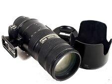 Nikon 70-200mm f/2.8G VR II AF-S ED Nano Lens - US - UGLY