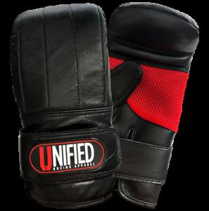 Unified Gel Shock Training Bag Mitts