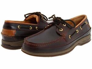 Sperry-Top-Sider-Women-039-s-Gold-Cup-2-EYE-Boat-Shoe-Vibram-Sole-SIZE-11-S