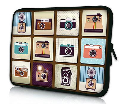 "13"" Camera Laptop Soft Sleeve Case Bag For 13.3"" Toshiba Portege/Macbook Pro,Air"