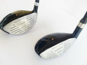 c6a0a3cf76ff5 Conjunto de 2 INTECH Lancer Junior Golf Clubs Controlador de 18 ° y ...
