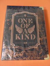 G-DRAGON - One Of A Kind (BRONZE EDITION) CD w/ BOOK BIGBANG K-POP GD