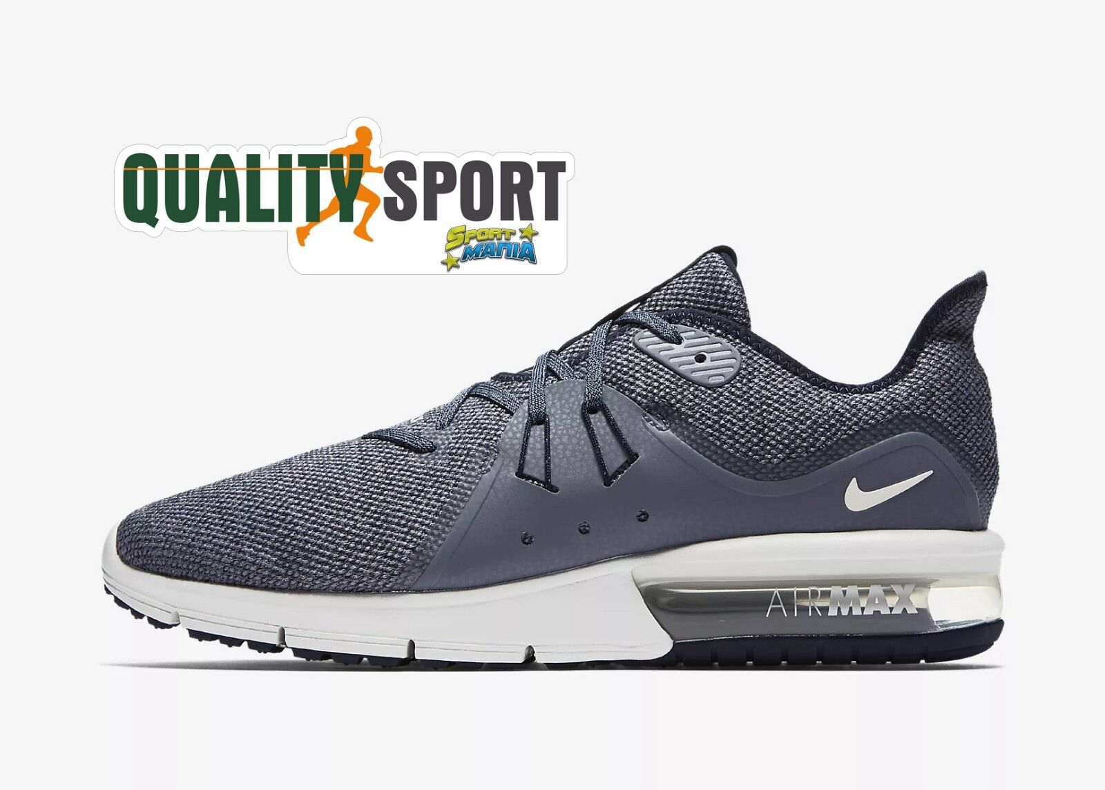 Nike Air Max Sequent 3 Jeans shoes shoes men Sportive Sneakers 921694 402