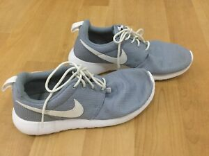 basket nike rosh run grise