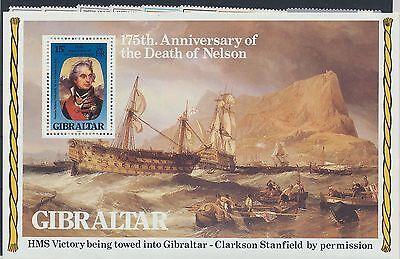Modestil Gibraltar Jahrgang 1979 Postfrisch In Den Hauptnummern Kompl................... Hoher Standard In QualitäT Und Hygiene Europa Briefmarken
