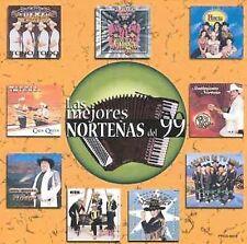 La Fuga, Los Intocables Del Norte, Dinas Las Mejores Nortenas Del 99: Varios CD