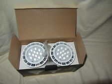 SET OF 2 Ikea 803.062.90 2700K Opaque LED Non-Dimmable Light bulb Ryet E26 1000 Lumen