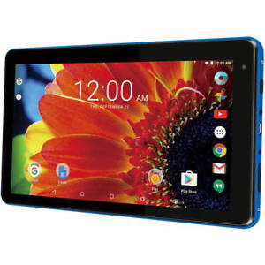 RCA-Voyager-7-034-16GB-Tablet-Quad-Core-Android-BLUE-RCT6873W42-NEW