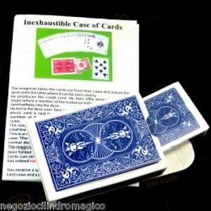 Inesauribile-mazzo-di-carte-giochi-di-prestigio-trucchi-magia-CILINDROMAGICO