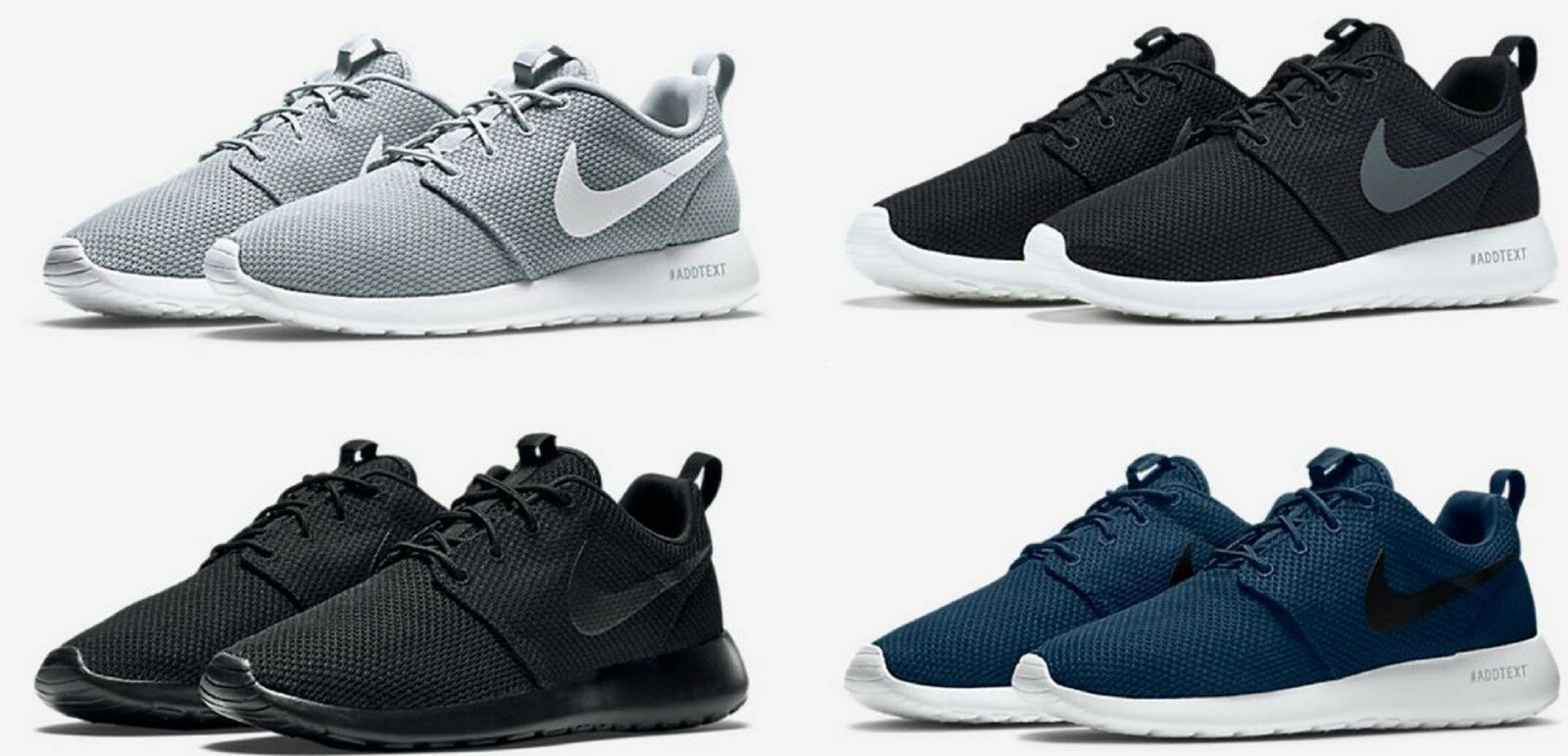 NIKE NEW MEN'S NIKE ROSHE ONE SNEAKERS RUNNING SHOES  LIFESTYLE SNEAKERS ONE 41a4b1