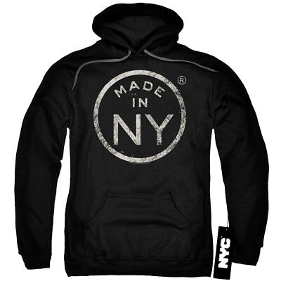 Kings Of NY Fck The Rest Pullover Hoodie Hoody New Navy Army Black Print NYC SF